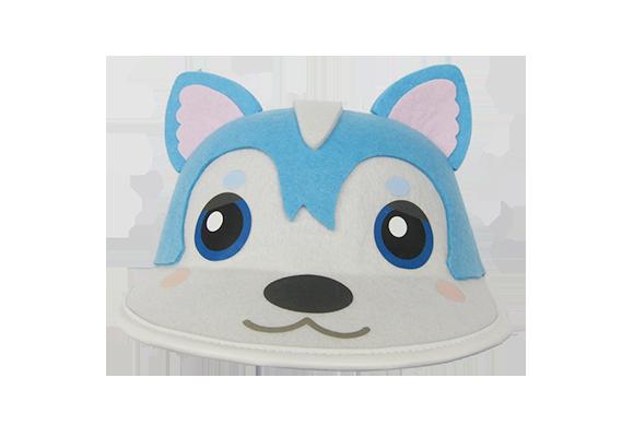「ガラピコぷ〜」帽子 ムームー