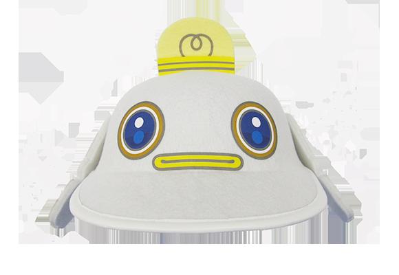 「ガラピコぷ〜」帽子 ガラピコ