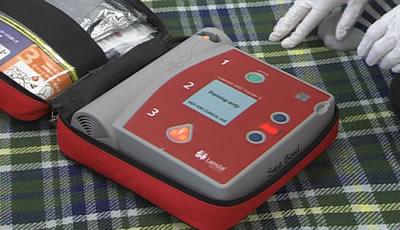 赤ちゃん・子どもの救急法_AEDの使い方1
