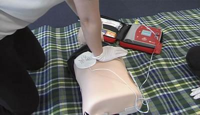 赤ちゃん・子どもの救急法_AEDの使い方3