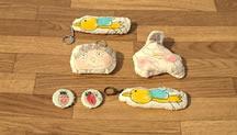 子どもの思い出を形に残すアイデア「キーホルダー」「飾りマグネット」