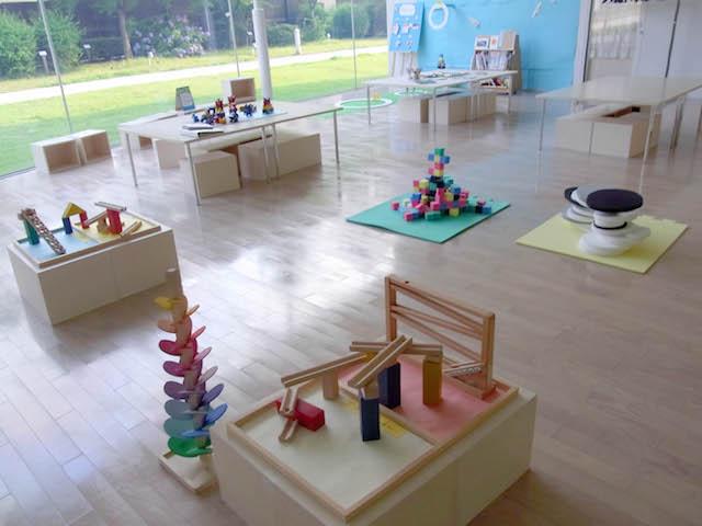 金沢21世紀美術館 キッズスタジオ
