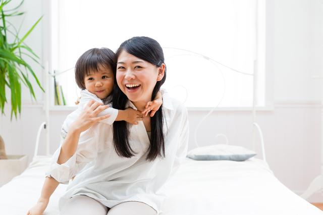 子どももママもなるべく体調の良い時期を選ぶ