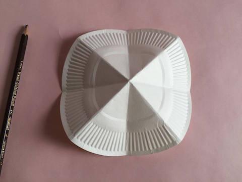 紙皿メリーゴーランドの写真1