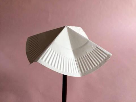 紙皿メリーゴーランドの写真2