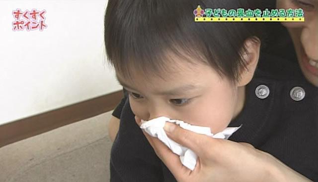 子供 鼻血 出 やすい