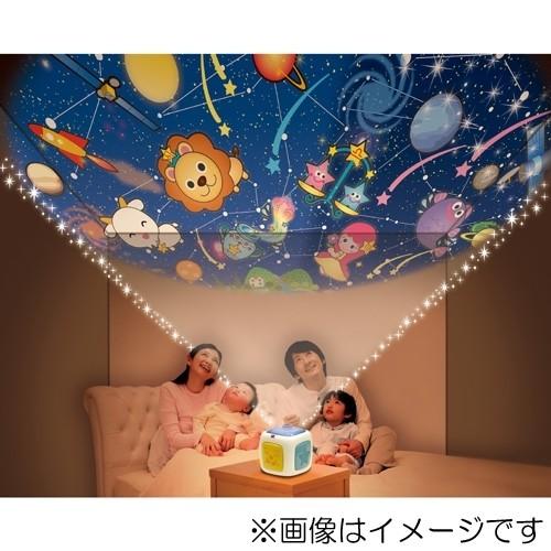 天井いっぱい!おやすみホームシアター