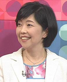笠井 靖代さん