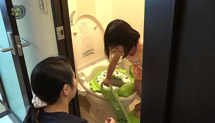 すくすく子育て「トイレでおしっこできるといいな」