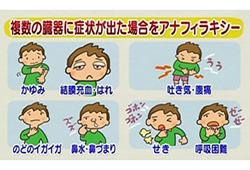 進め方 卵 アレルギー