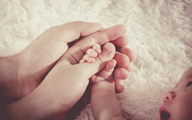 感動の出産