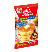 森永ホットケーキミックス600g(150g×4袋)