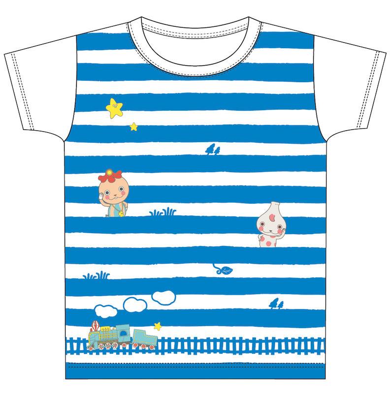 「おとうさんといっしょ」Tシャツ 子ども用