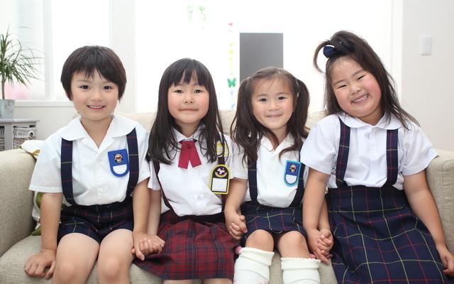 幼稚園のおともだち