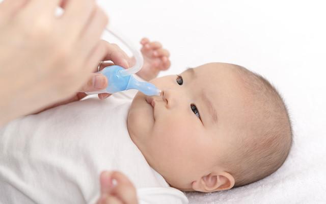 赤ちゃんの鼻ケア