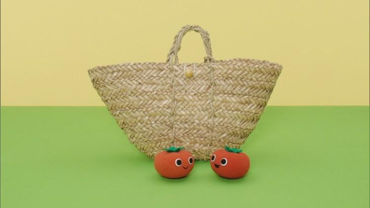 ふたつのトマト2