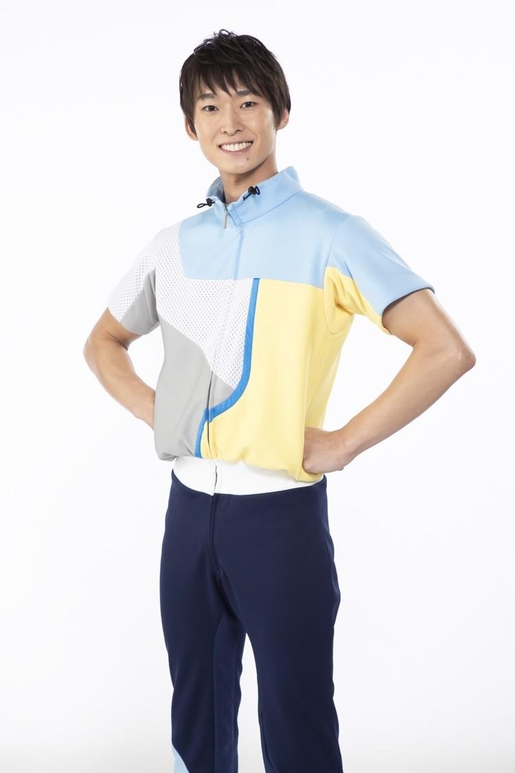 第12代体操のお兄さん福尾誠(ふくお まこと)
