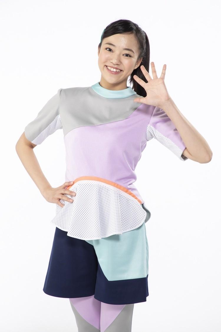 初代体操のお姉さん秋元杏月(あきもと あづき)