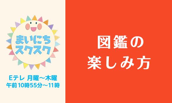 【まいにちスクスク】899 図鑑の楽しみ方