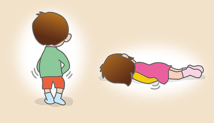 すくすく子育て「乳幼児の自慰行為について」